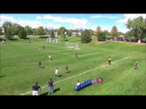 Broomfield Blast 05 Boys Magista vs  Club America of Colorado 9 24 2016