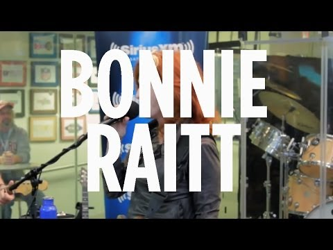 "Bonnie Raitt ""Right Down the Line"" // SiriusXM // The Loft"