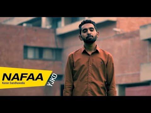 Nafaa - Karan Sandhawalia | Yaar Jigree Kasoti Degree Song | Dil Da Karake Vpar | Punjab King Record