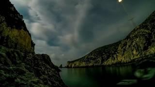 Zakynthos Porto Stenitis Night Timelapse