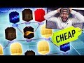 WOW THE BEST CHEAP SQUAD IN FIFA 19! #FIFA19 Ultimate Team
