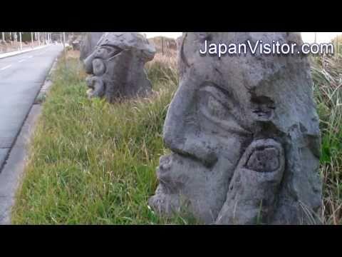 JapanVisitor Goes To Niijima Island, Tokyo 新島