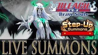 Bleach Brave Souls Live Step Ups Summons!