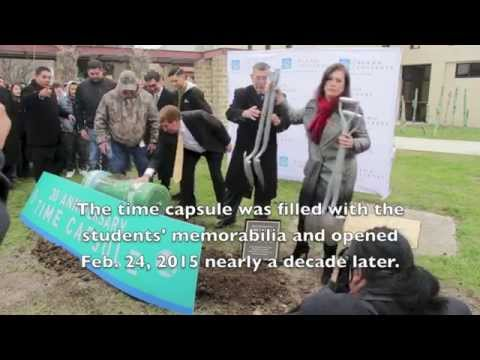 Time Capsule Unearthed at Palo Alto College