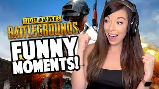 GHILLIE GRACE, LONGEST YEAH BOY EVER, REDZONE RAGE! | PlayerUnknown's Battlegrounds Funny Moments!