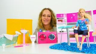 Sihirli Kutu Barbie'nin eşyalarını arıyor