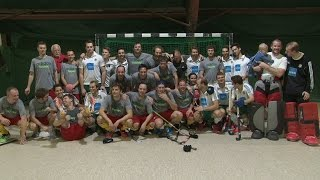 """Abschiedsspiel für """"Tanga"""" Jan Gehlen HTCU vs. All-Stars 19.12.2014"""