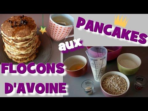 pancakes-aux-flocons-d'avoine