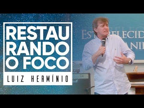 MEVAM OFICIAL - RESTAURANDO O FOCO - Luiz Hermínio