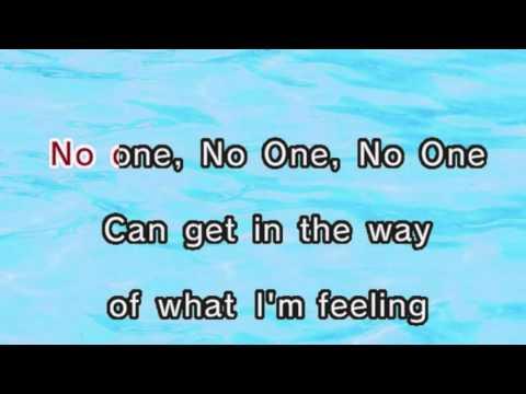 Alicia Keys - No One (Karaoke and Lyrics Version)