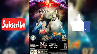 Tony Roy M2000 Feat Dj Moi Yi Live Pa 7 Des 2019 Mp Club Pekanbaru