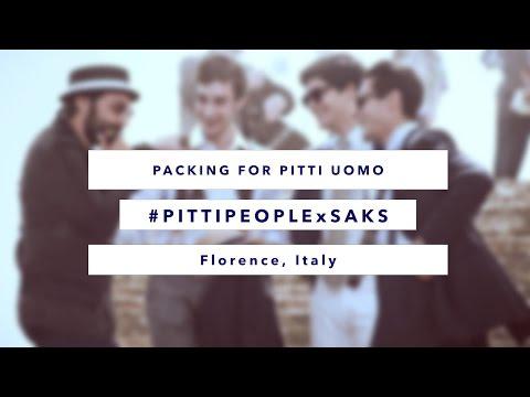 Italian Style: Pitti People x Saks, Episode 1