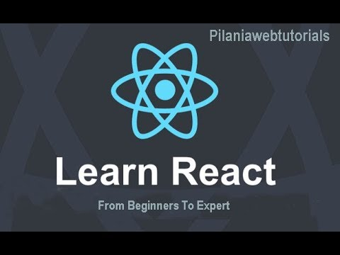 React Js Tutorial - 1 - Reactjs Front to Back 2020 thumbnail