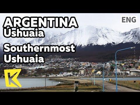 【K】Argentina Travel-Ushuaia[아르헨티나 여행-우수아이아]남미의 끝 우수아이아/Ushuaia/Port/Southernmost/Fin del Mundo