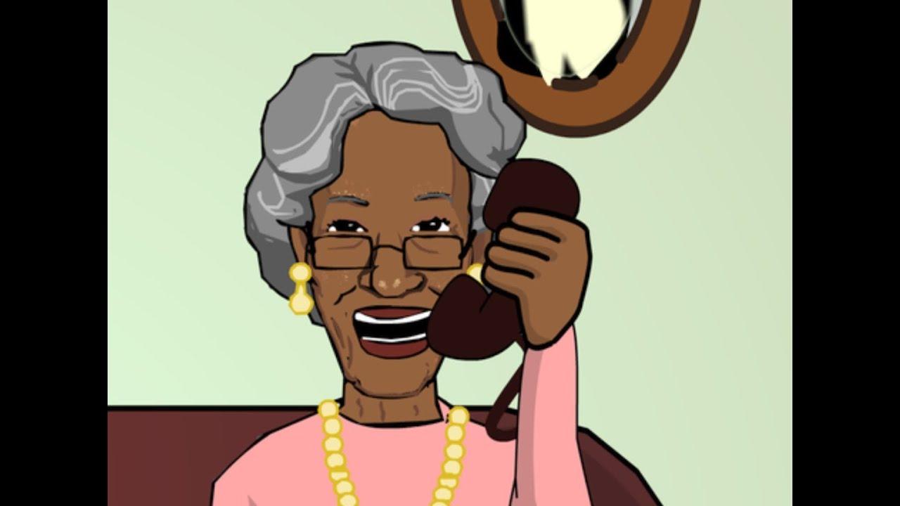 Bernice Jenkins Pranks Miss Mary