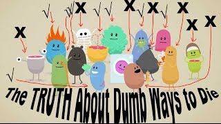 The TRUTH About Dumb Ways to Die! [Theory]