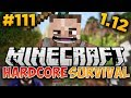 1.12 IS HIER!! - Hardcore Survival #111