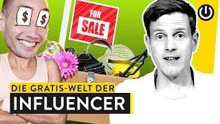 Schleichwerbung auf YouTube: Wie Influencer uns Produkte unterjubeln | WALULIS