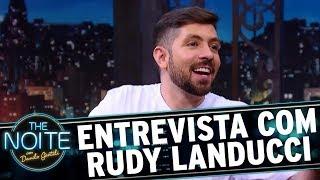 Entrevista com Rudy Landucci   The Noite (28/11/17)