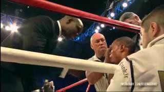 Is this the moment Chris Eubank Snr saved Nick Blackwell?