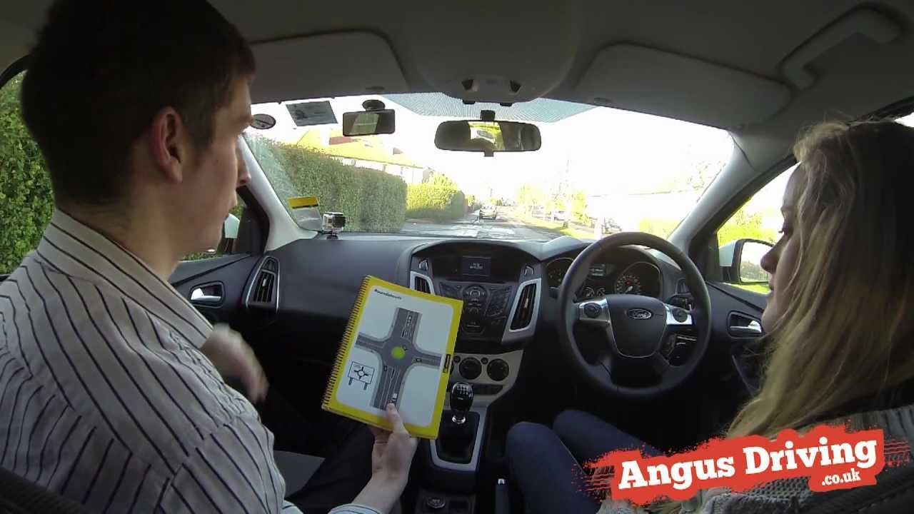 Car Driving Lessons Video