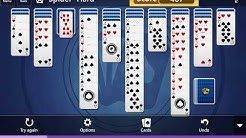 Microsoft Solitaire Collection: Spider - Hard - January 5, 2015