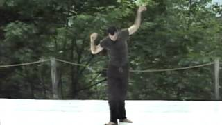 Chasing His Tail- TICM Dance/Theater
