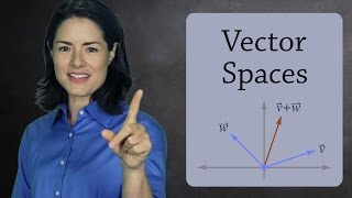 What is a Vector Space?  (Abstract Algebra)