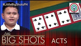 Little Big Shots Philippines: Jelo | 13-year-old Memory Athlete