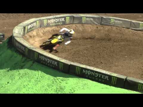 2013 Monster Energy Cup - 2 Minutes on the Track - Cup Class First Practice