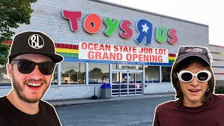 Abandoned Toys R Us OPEN AGAIN