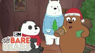 We Bare Bears    ปาร์ตี้คริสต์มาส 🎄