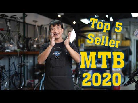 5อันดับ จักรยานเสือภูเขาขายดีที่สุด ปี 2020 ในร้าน Palm&39;s Bicycle CNX