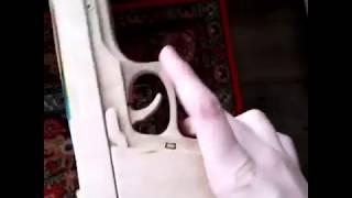Резинкострел Пистолет!  М9 Своими руками.