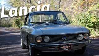 A Rally Legend || 1973 Lancia Fulvia Coupe 1.3 S (5MT) || Full Tour & Start Up