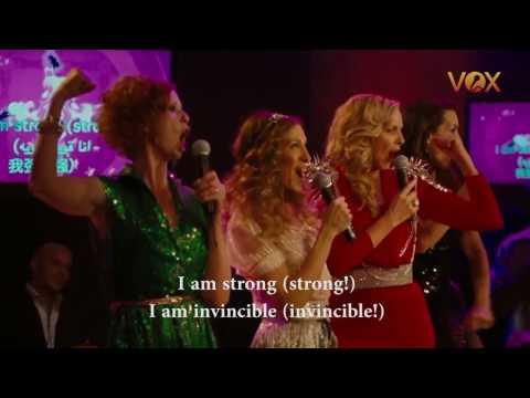 I am Woman - Helen Reddy - Lyric