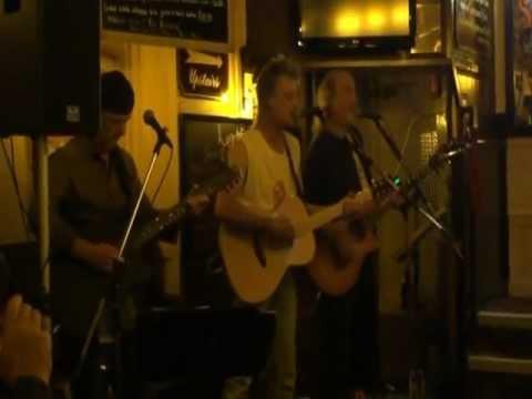 three singers at Tartar Frigate pub, Broadstairs, June 2012.mpg