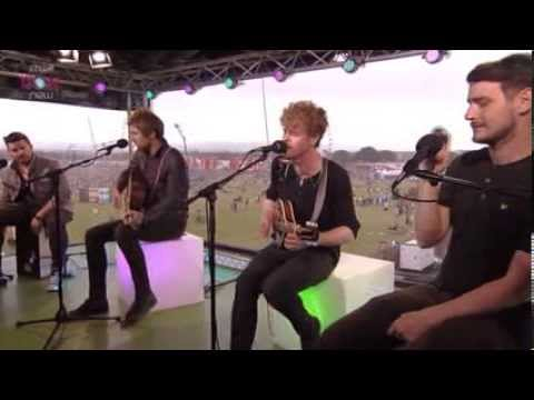 Kodaline - Love Like This - T In The Park - Acoustic Performance