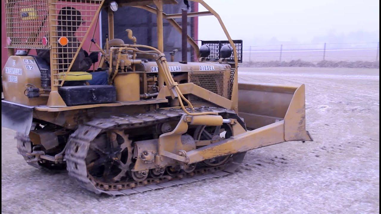 1953 1950 50s Cat Caterpillar D2 bulldozer for sale!
