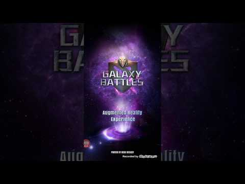 Augmented Reality : Galaxy Battles