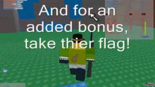 ROBLOX Tutorial- How to pwn a noob! And then make nubcakes!