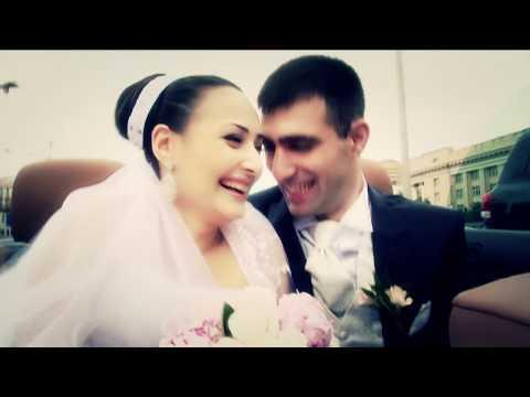 Армянская свадьба в Москве.Айваз и Лусине