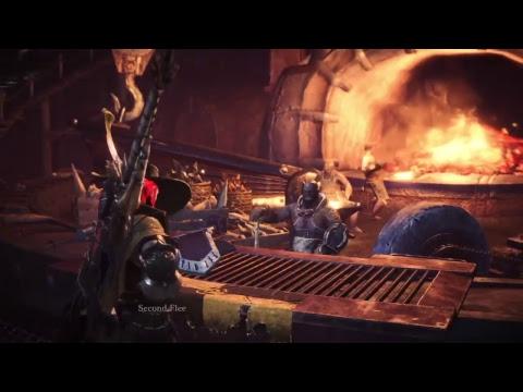 Ragnars rampage against arch vaal monster hunter thumbnail