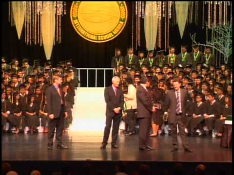 International School Manila HS Graduation 2013