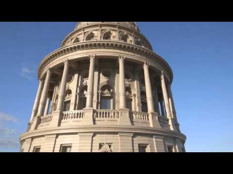 Austin State Capitol Visitors Center Video w/Matthew McConaughey