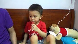 DUYÊN PHẬN - Thần đồng Bolero 3 tuổi hát khiến ca sĩ DƯƠNG HỒNG LOAN phải ngả mũ