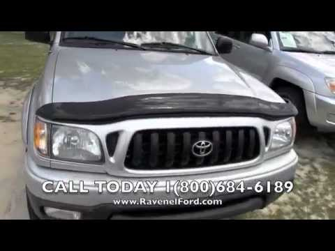 2004 toyota tacoma crew cab pre runner sr5 charleston car videos review for sale ravenel. Black Bedroom Furniture Sets. Home Design Ideas