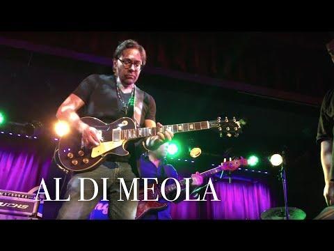 "Al Di Meola ""Song to the Pharao Kings"""