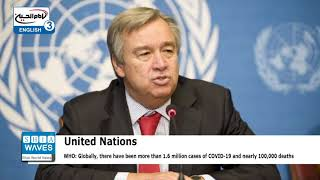 UN chief calls on religious leaders to unite in fight against COVID-19 Religious leaders of all faiths are being urged by the UN Secretary-General to join forces and work for peace around the world and focus on the common battle ..., From YouTubeVideos
