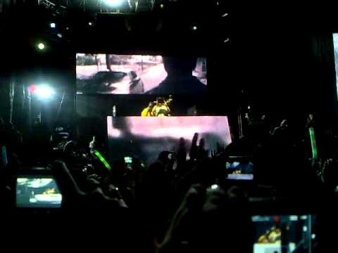 Dash Berlin - Opening @ Six Flags Mexico 2012